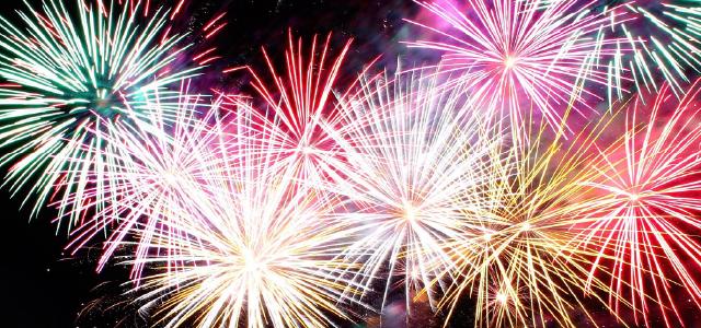 Frohes und gesundes neues Jahr 2019