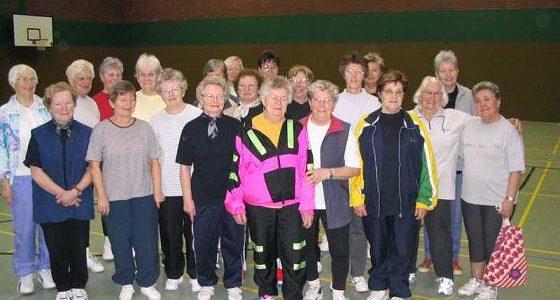 Turnen der Älteren