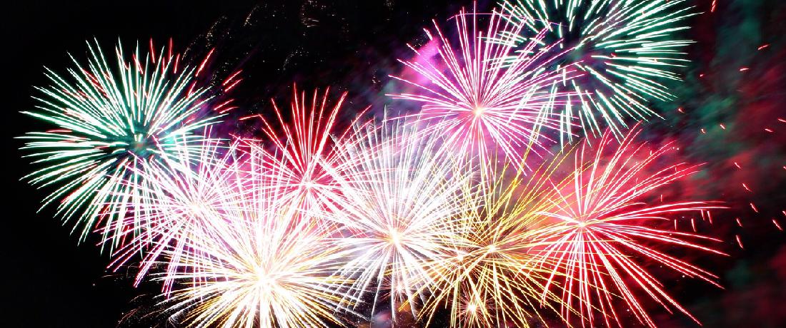 Frohes und gesundes Neues Jahr!