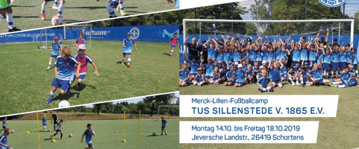 Fußballcamp des SV Darmstadt 98