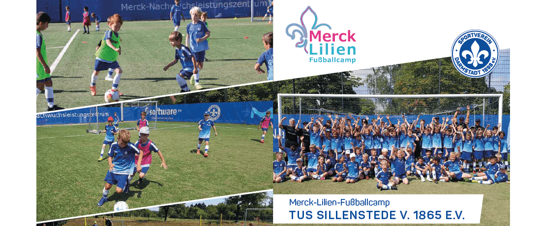 Merck-Lilien-Fußballcamp